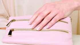 La manicura francesa