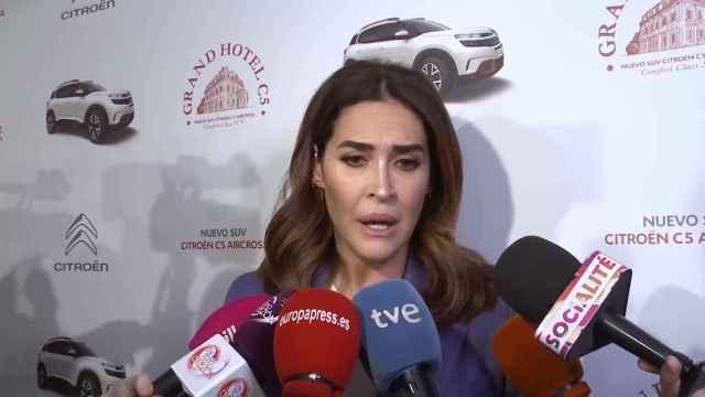 Vicky Martín Berrocal defiende a su hija Alba