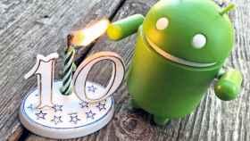 Así cambiaron los móviles Android en 10 años: reto #10yearschallenge