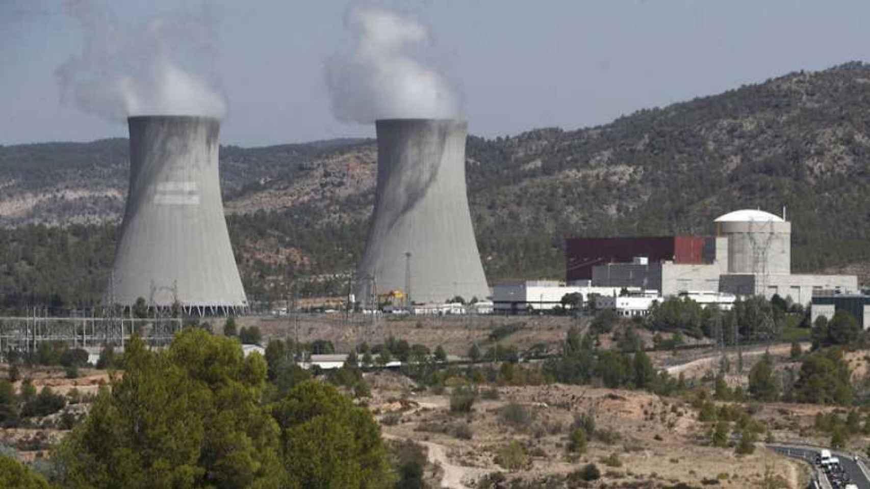 La central de Cofrentes (Valencia), en una imagen de archivo.