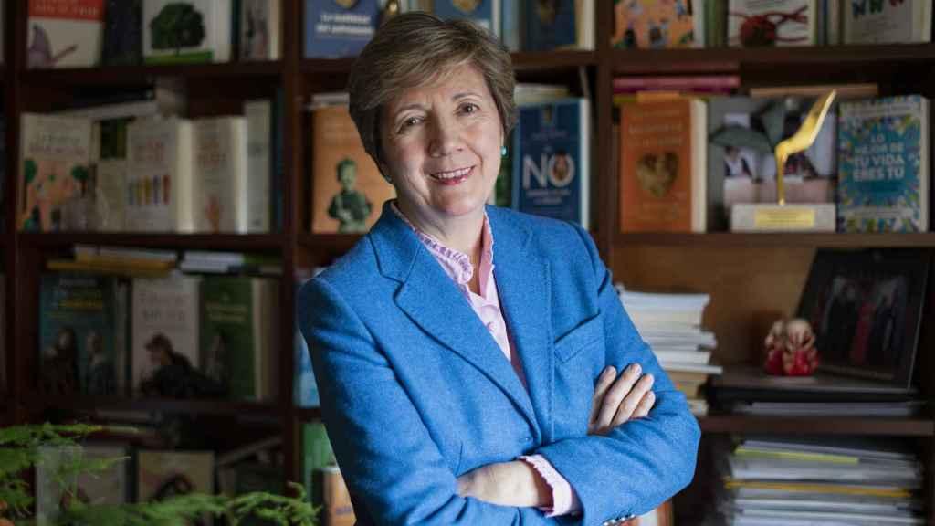 Mª Jesús Álava, psicóloga y directora del Centro de Psicología Álava Reyes