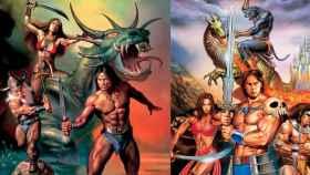 3 x1 en juegos gratis de SEGA: Golden Axe completa la trilogía