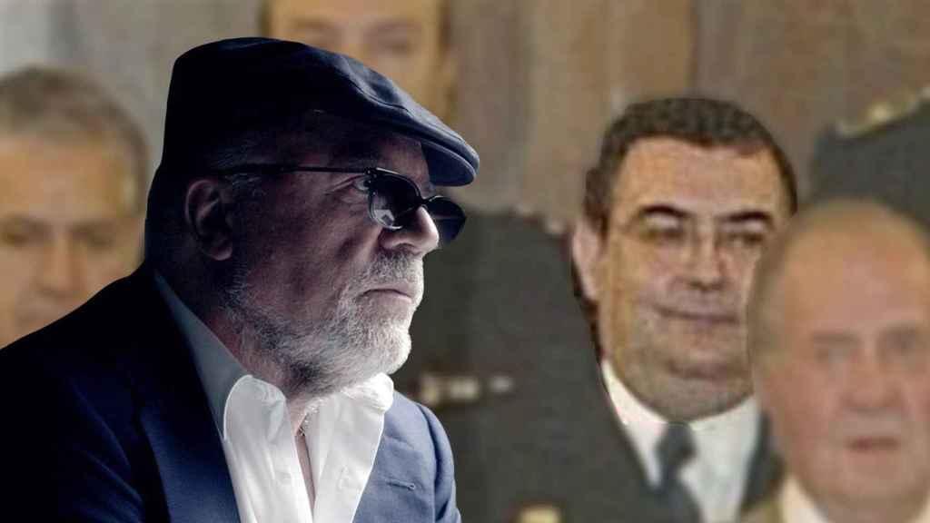 José Manuel Villarejo y Enrique García Castaño.