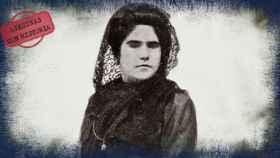 Cecilia Aznar, quién mató a Manuel Pastor con una plancha en 1902.