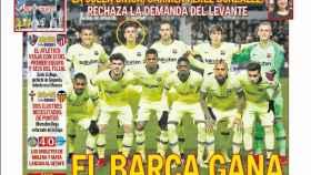 Portada del diario AS (19/01/2019)