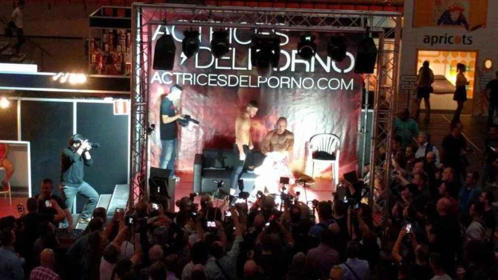 El Festival Erótico de Barcelona es uno de los referentes mundiales