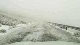 zamora sanabria nieve carreteras