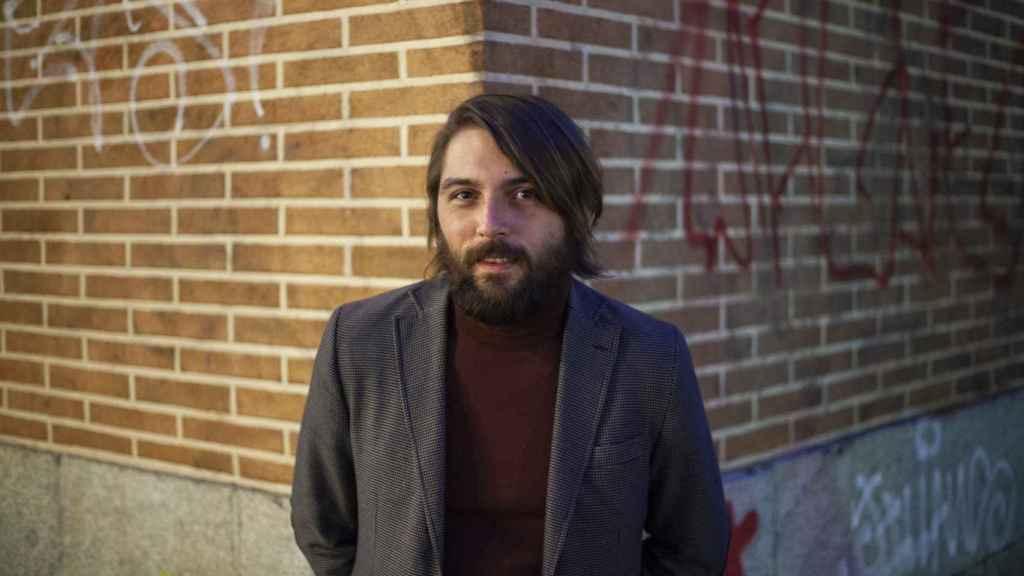 El escritor Juan Soto Ivars.