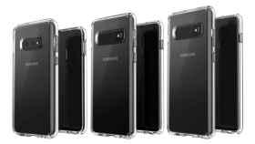 Estos son los Samsung Galaxy S10E, S10 y S10 Plus