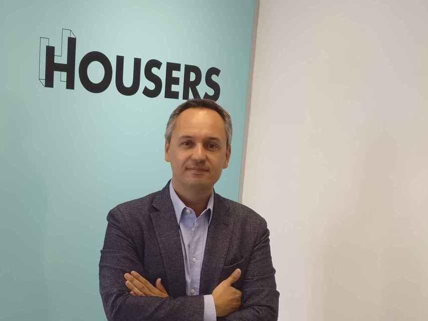 Juan Antonio Balcazar, CEO de Housers.