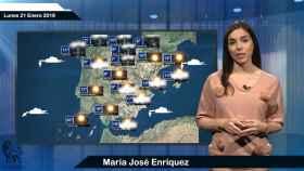El mapa de España con la previsión del tiempo