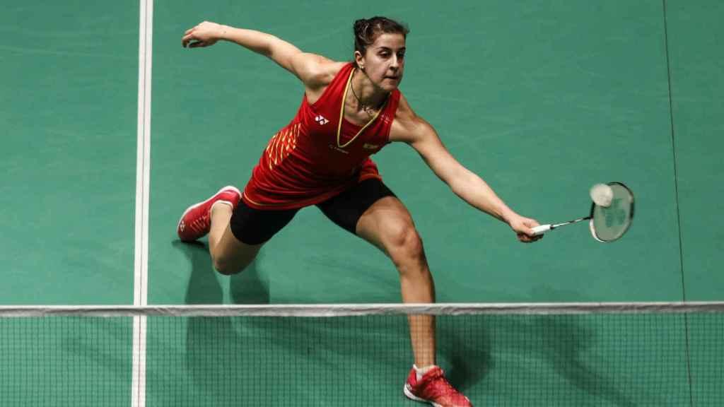 Carolina Marín cae en la final del Masters de Malasia ante Intanon