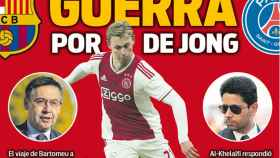 La portada del diario Sport (20/01/2019)