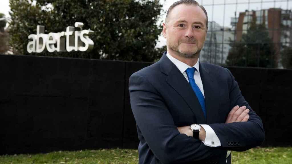 José Aljaro, CEO de Abertis.