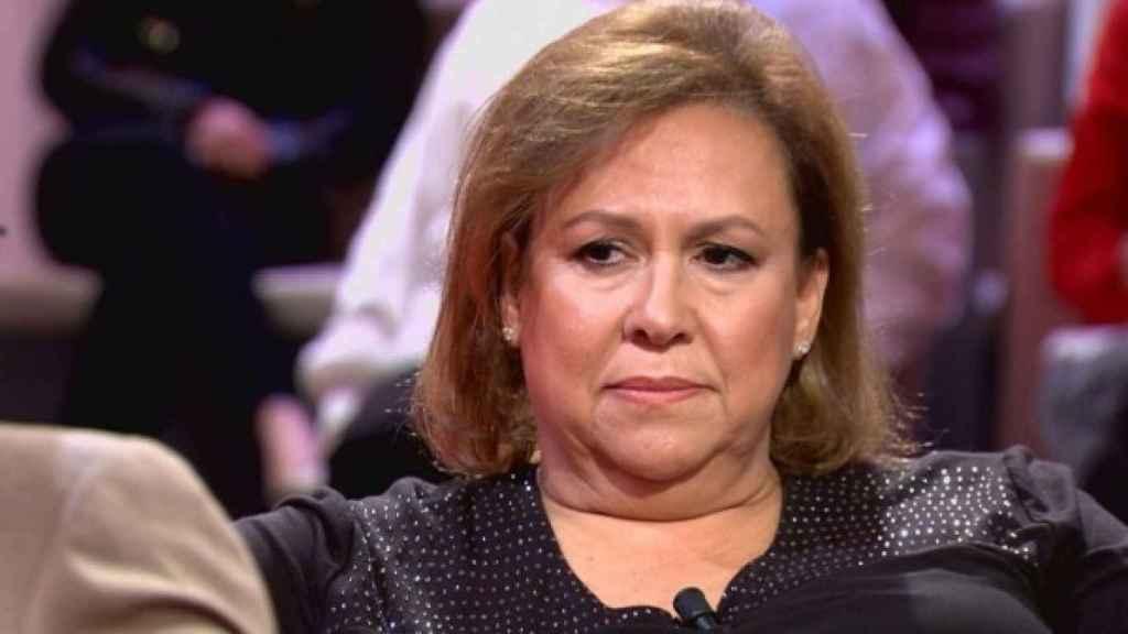 La viuda de Pablo Escobar en el programa.