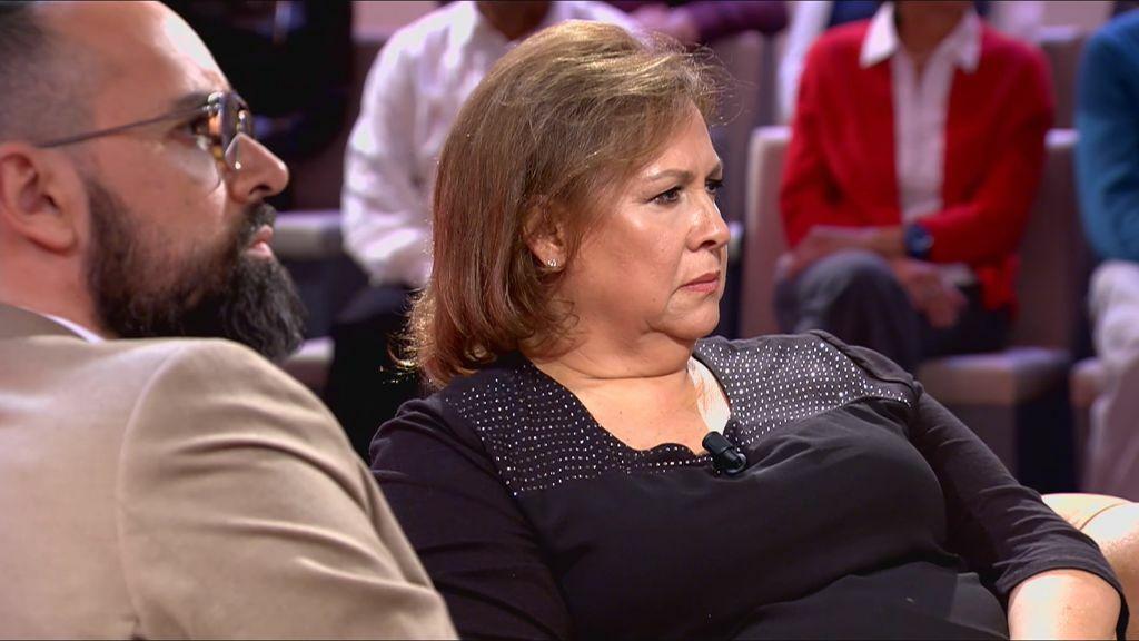 La viuda de Pablo Escobar.