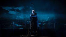 José María Pou en una escena de 'Moby Dick'