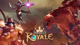Mobile Royale, un juego que combina rol, gestión de recursos y grandes batallas