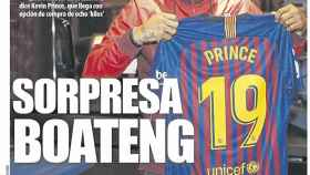 Portada de Mundo Deportivo (22/01/2019)