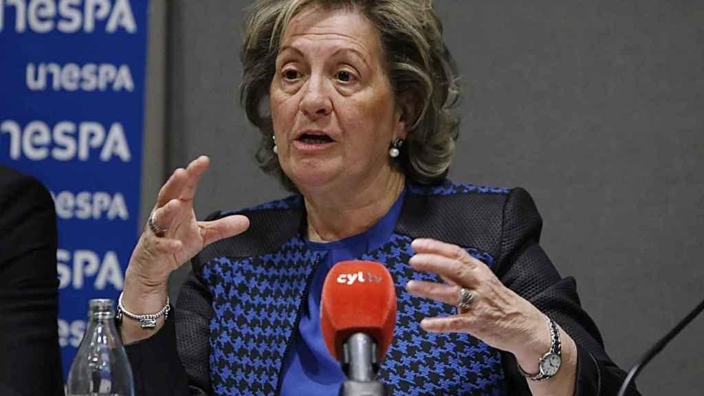 Pilar Gómez de Frutos, presidenta de Unespa.