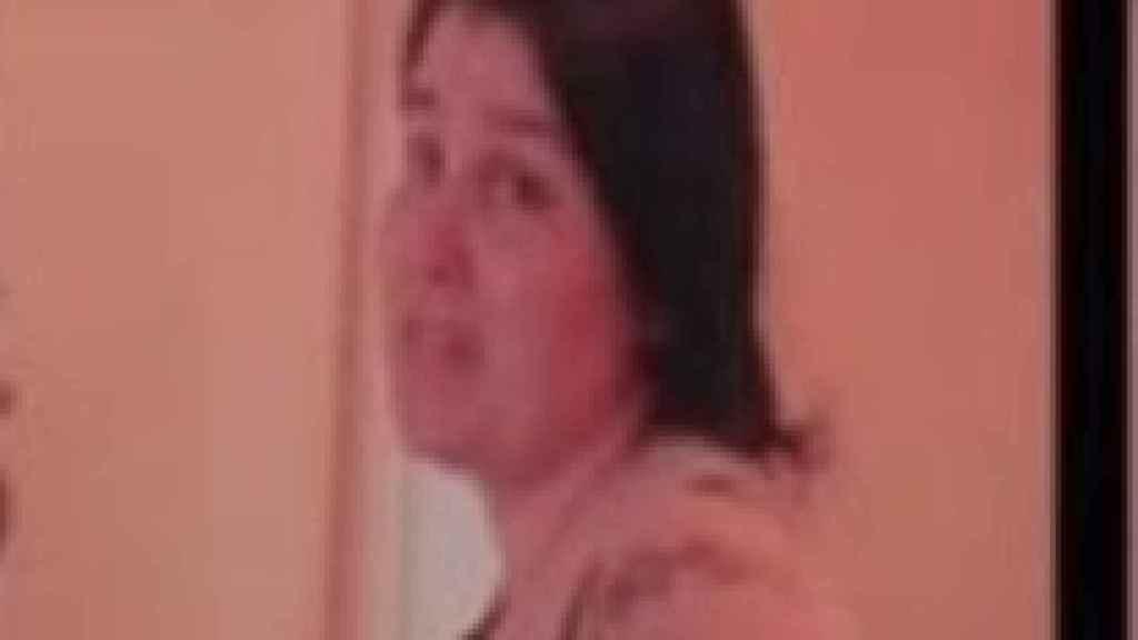 Olga Buendía, detenida por presunta autora de homicidio doloso