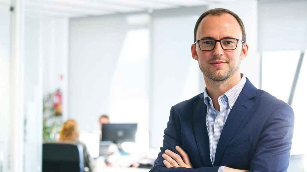 Marc Martinell, CEO de Minoryx y fundador de la empresa.