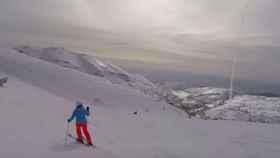 misil sirio sobre estacion esqui israel
