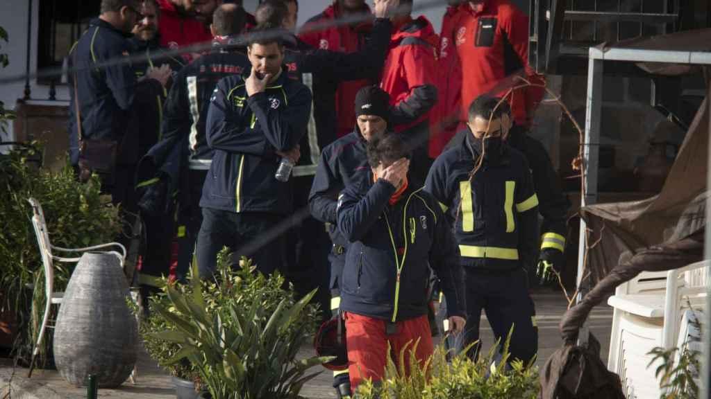 La tensión se acumula entre bomberos, mineros y cuerpos y fuerzas de seguridad del Estado.
