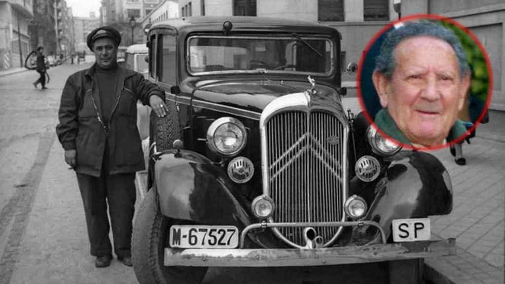 El abuelo taxista de Letizia, Francisco Rocasolano, fue uno de los líderes de 'El motín de las gorras' en Madrid