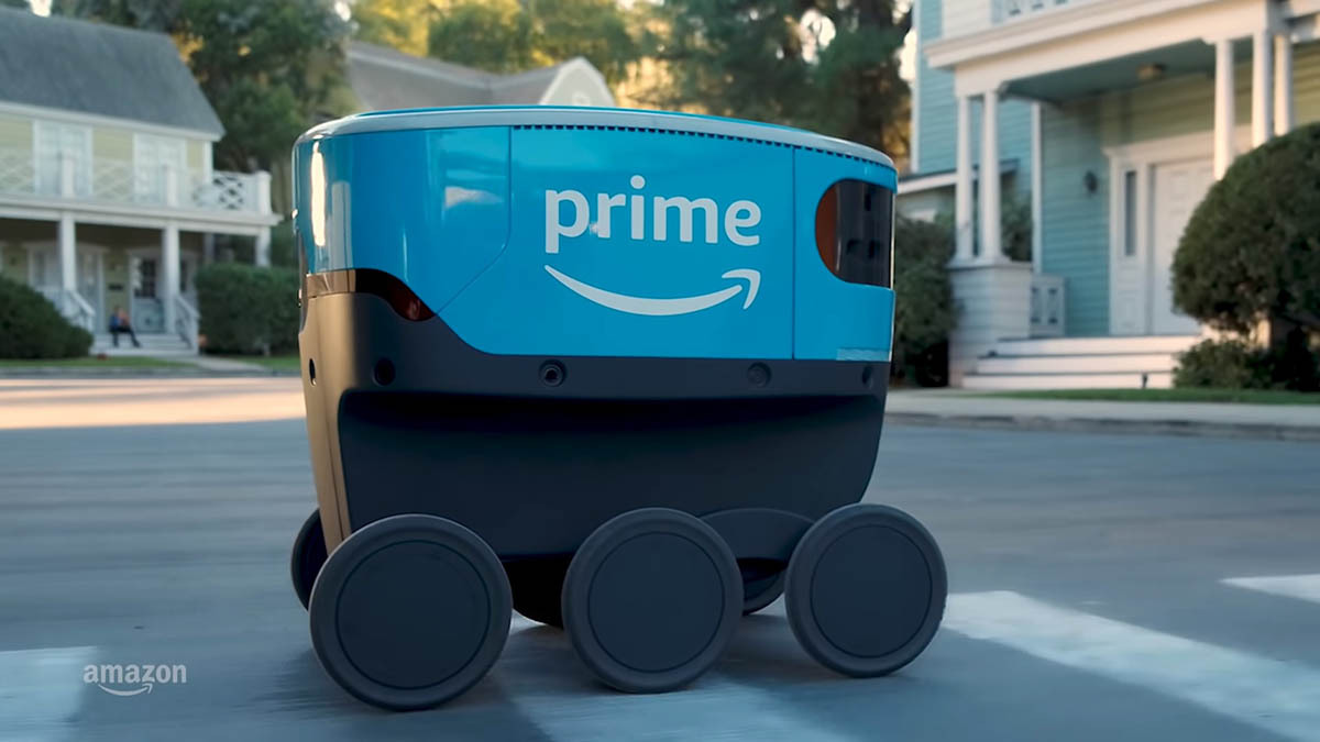 Robot Amazon 2