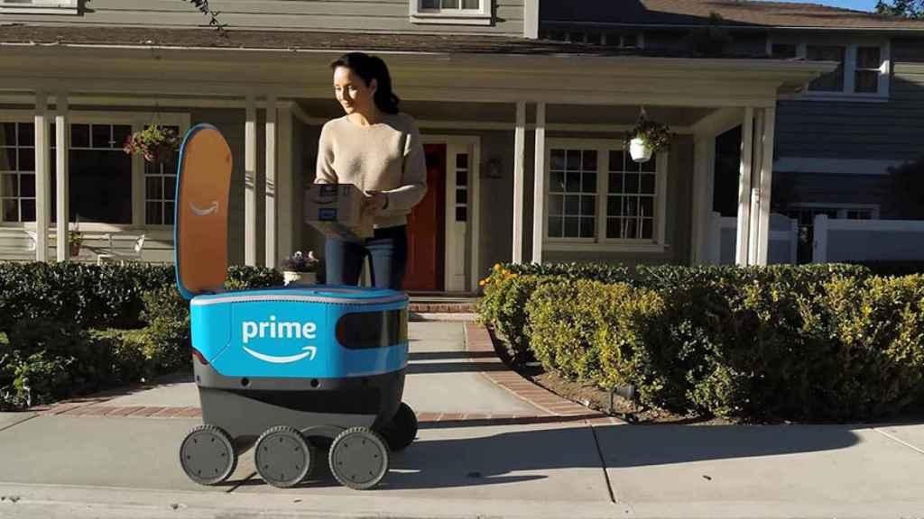 Robot Amazon 4