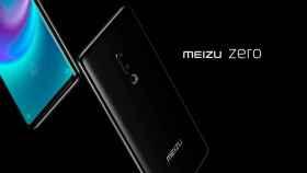 Sin puertos ni botones, así es el nuevo Meizu Zero