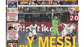 Portada Diario As (24/01/2019)