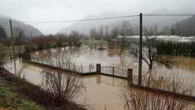Imágenes de las inundaciones y destrozos que ha dejado el temporal en el norte de España.