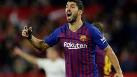 Luis Suárez y Valverde llevan la contraria a Piqué: quieren luchar por la Copa