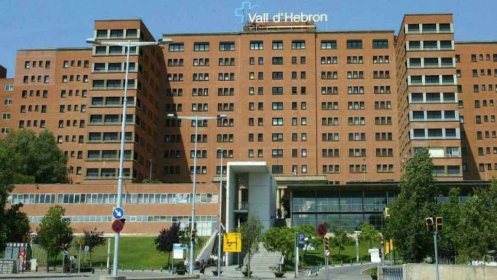 Hospital Vall d'Hebron, Barcelona.