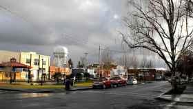 Woodburn, Oregon, donde se produjeron los cuatro homicidios