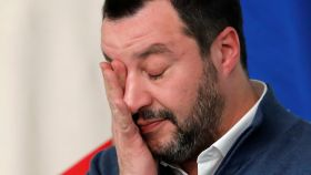 Matteo Salvini, ministro del Interior de Italia.