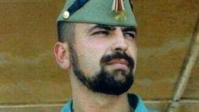 Francisco Jesús Aguilar, teniente abatido en el puente Tito de Mostar en 1993.