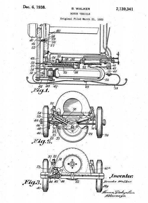 Patente quinta rueda