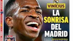 La portada del diario MARCA (26/01/2019)