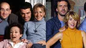 '7 vidas', la serie que unió a Toni Cantó y Willy Toledo