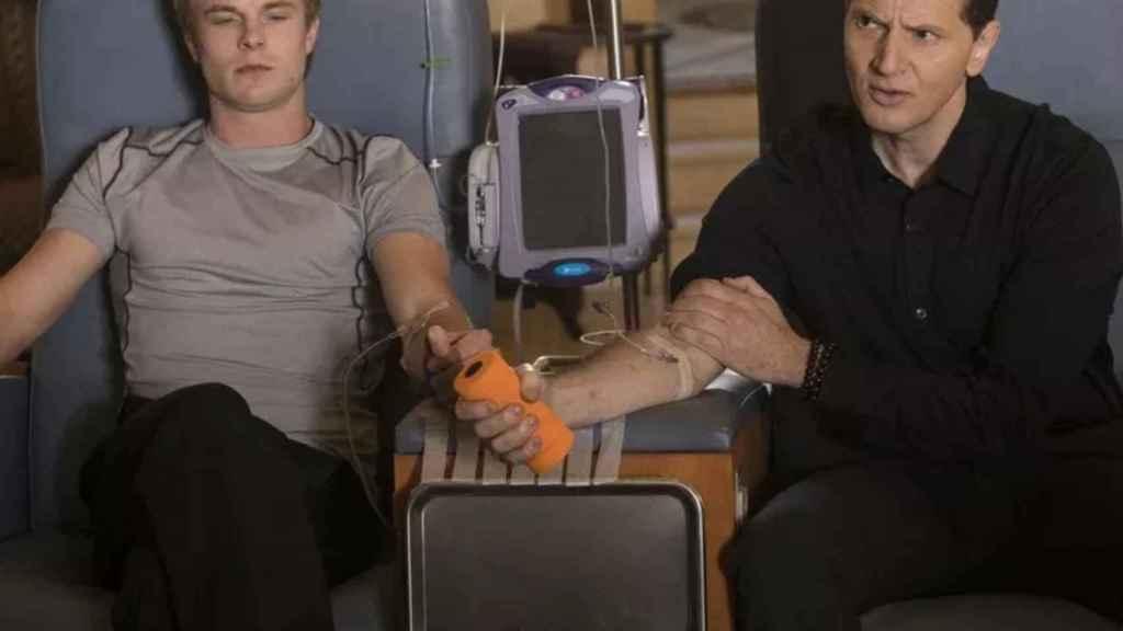 La serie 'Silicon Valley' de HBO se mofó de las transfusiones para rejuvenecer a millonarios.