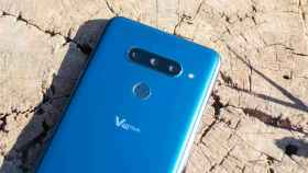 Análisis a fondo del LG V40 ThinQ: cinco cámaras con mucho que contar
