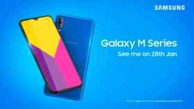 Samsung Galaxy M10 y M20: bajo precio, notch y cámara con gran angular