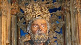 San Valero, patrón de Zaragoza