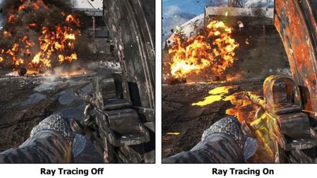 Ray Tracing.