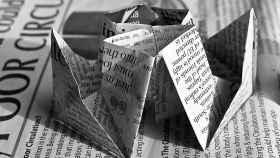 Protege el medio ambiente reciclando el papel que tienes por casa