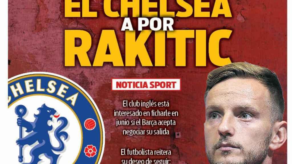 Portada Sport (29/01/19)