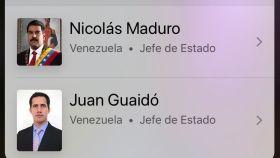 Siri, ¿quién es el presidente de Venezuela? El asistente de voz de Apple no toma partido